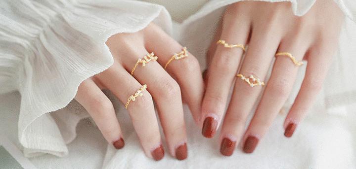 鍊戒-戒指 | Rings
