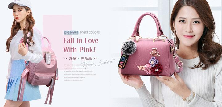 粉嫩亮晶晶-系列商品