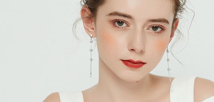 垂墜式耳環-耳貼 | Sticker Earrings