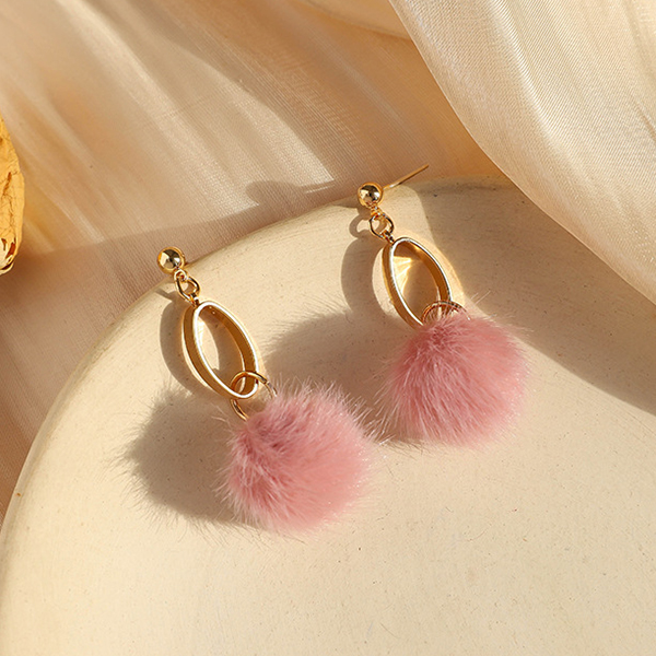 STK561PK-N 粉色-耳針款