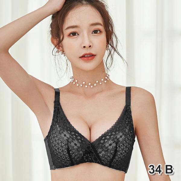 BRA045BK-34B 黑色/34B