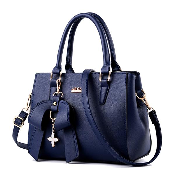 LDB518 韓版時尚立體甜美單肩手提包