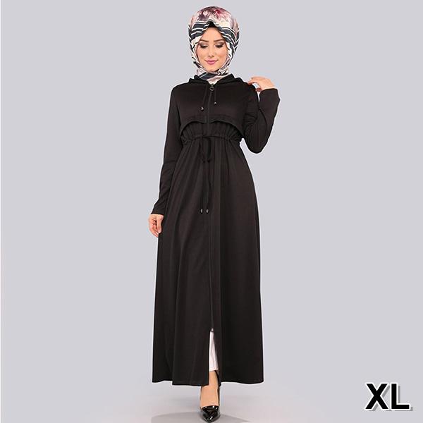 DRS036BK-XL 黑色/XL號