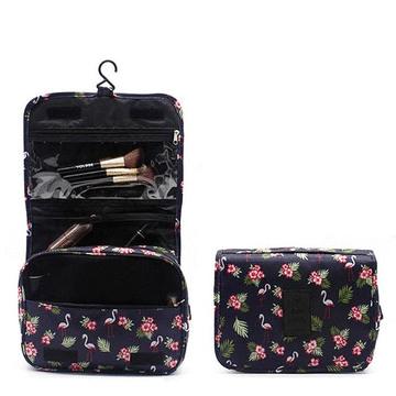 可掛式旅行收納多功能盥洗包