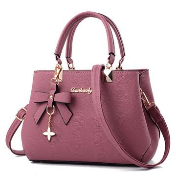 新潮甜美淑女手提包