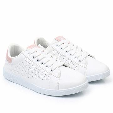 MIT台灣製-簡約透氣休閒運動滑板鞋