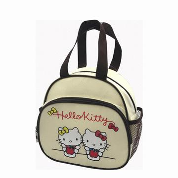 Hello Kitty雙層便當袋