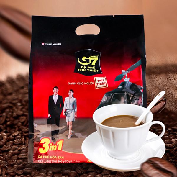 SNK002 越南 G7 三合一即溶咖啡(16g*50入 袋裝)