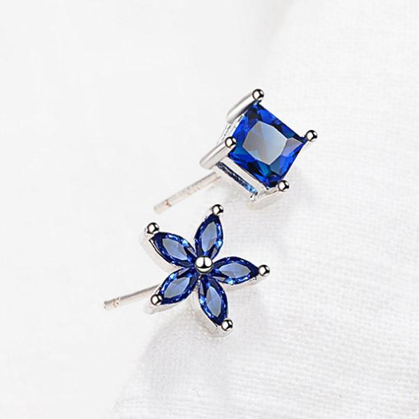 STK394BL-N 藍色-耳針款