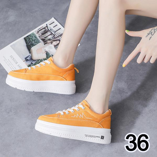 SHE016YW36 黃色36號