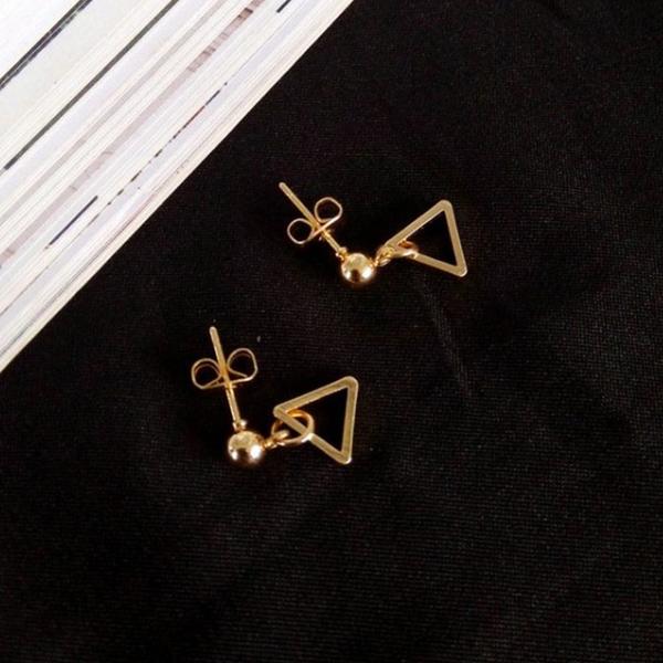 STK111GD-N 金色-耳針款