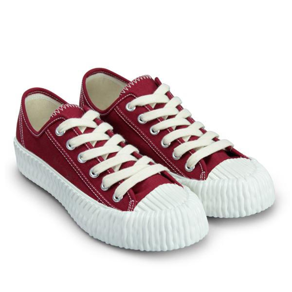 SHE042 MIT台灣製-潮流餅乾多色帆布休閒鞋