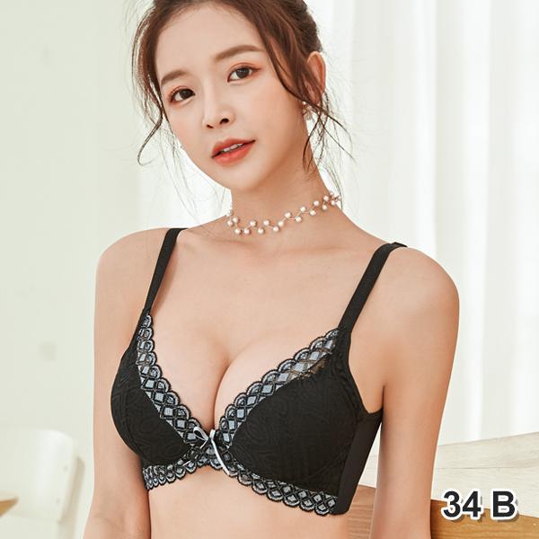 BRA040BK-34B 黑色/34B