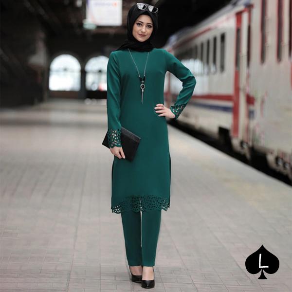 TST128GN-L 綠色/L